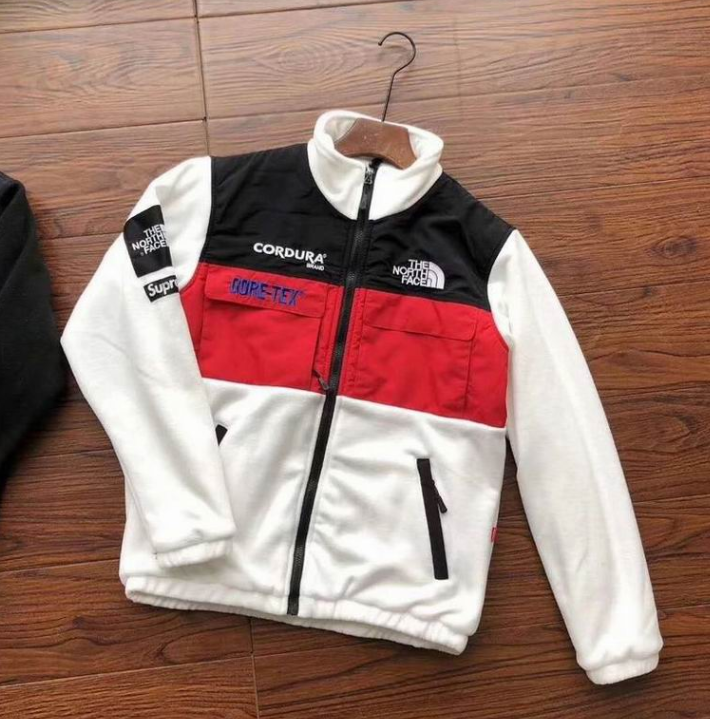img 1  Supreme X The North Face Furry Fleece Jacket Whatsapp:  +8615060385838