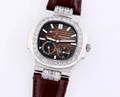 Patek Phillippe 5067A-011 Lady diamond Aquanaut Luce 35.6 mm