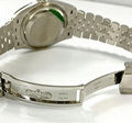 BRAND NEW Rolex Datejust 126200 Si  er Dial Stainless Steel Box Papers 14