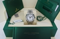 BRAND NEW Rolex Datejust 126200 Silver Dial Stainless Steel Box Papers