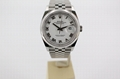 BRAND NEW Rolex Datejust 126200 Si  er Dial Stainless Steel Box Papers 16