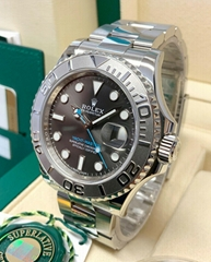 Rolex Yacht-Master 116622 Mens Stainless Steel Automatic Mens Platinum watch