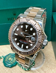 Rolex Yacht Master 40mm 126621 Chocolate Dial 2020 swiss automatic watches sale