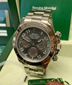 Rolex Datejust II 116334 Blue Baton Dial 41mm 2014 WITH PAPERS swiss automatic