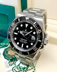 Rolex Submariner Date 126610LN Black Dial 41mm With Papers luxury swiss brand
