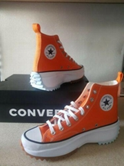 Converse Run Star Hike Hi Chunky Platform Men Women Unisex Shoes Sneakers cheap