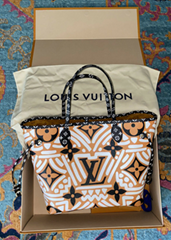 Louis Vuitton Neverfull MM Graffiti Monogram Giant canvas M56584 LV Crafty bags