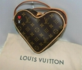 Louis Vuitton Game On Heart Coeur Monogram bag Cruise 2021 luxury brand designer