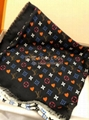Louis Vuitton Game On Bandeau Cruise 2021 Collection Scarf silk scarves brand LV
