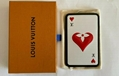 Game On Cruise Card Holder Wallet Heart    Pouch Wallet Monogram  2