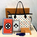 Game On Cruise Card Holder Wallet Heart    Pouch Wallet Monogram  12