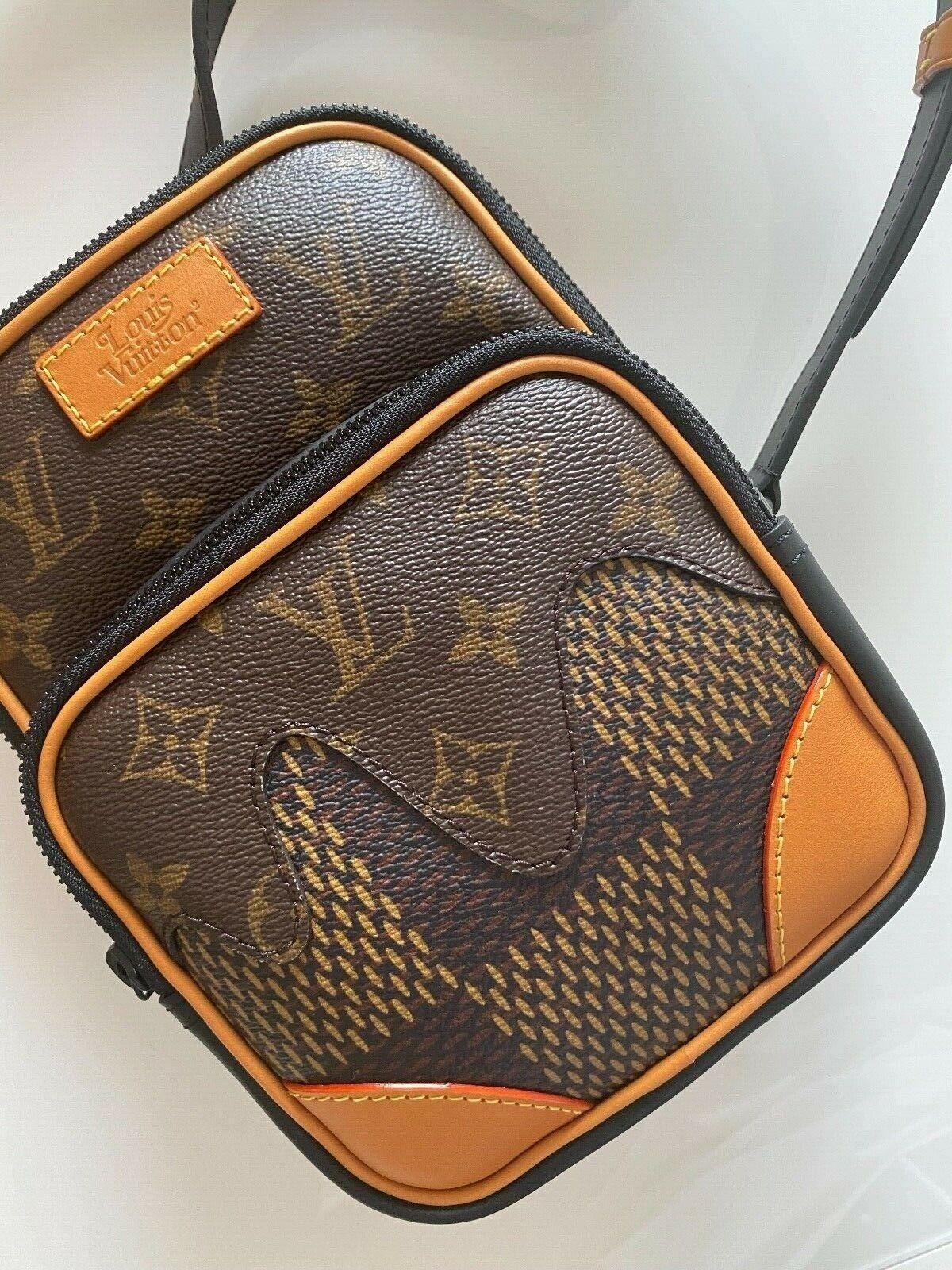 Louis Vuitton x NIGO Amazone Messenger Bag Shoulder N40357 wholesale luxury bags