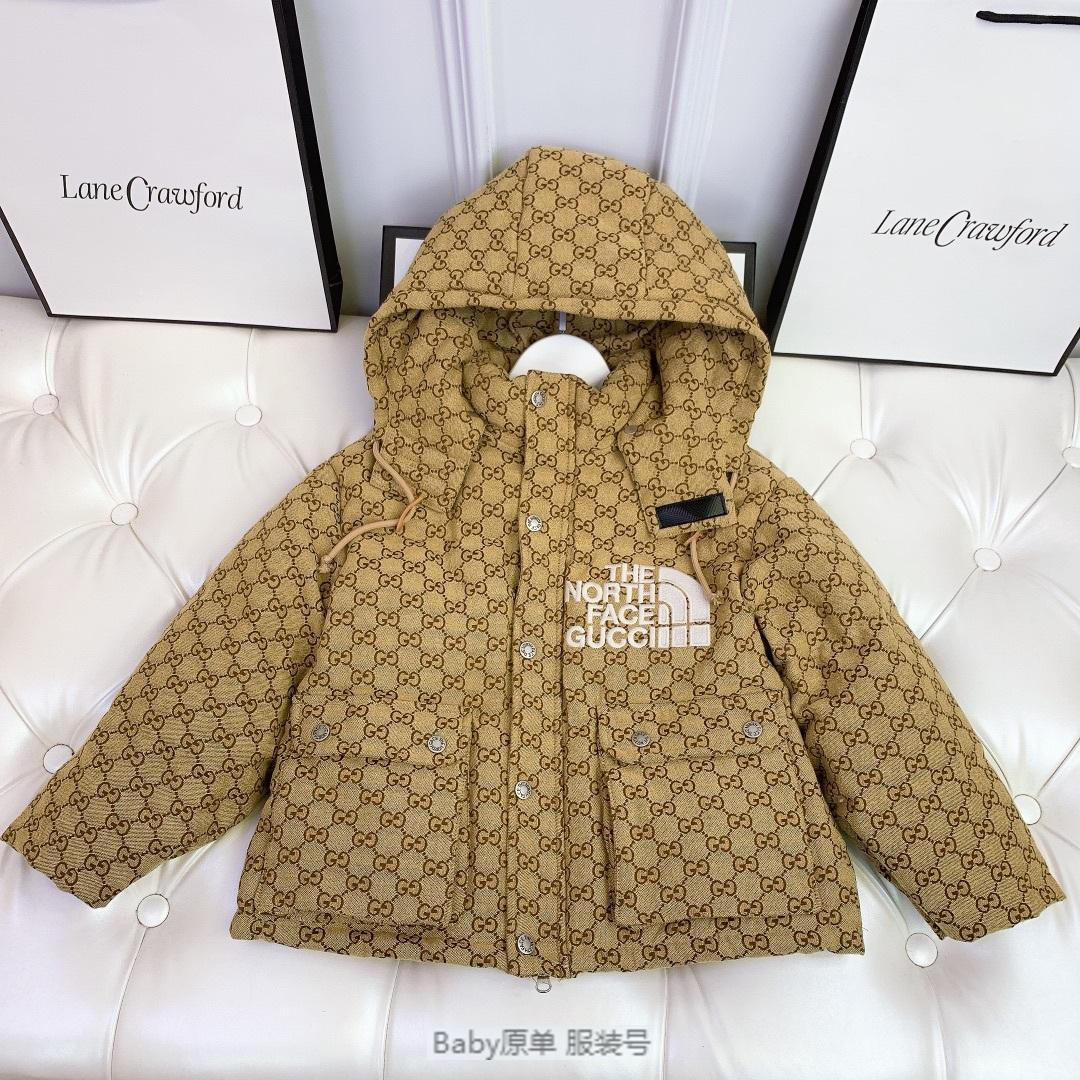gucci The North Face Mens Womens Kids Down Jackets Outerwear Winter Puffer Parka Coats