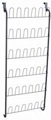 New style iron shoe rack