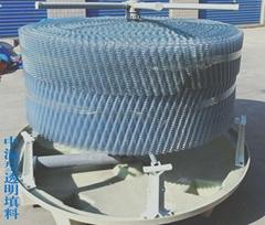 西安冷却塔填料销售  菱宇品牌