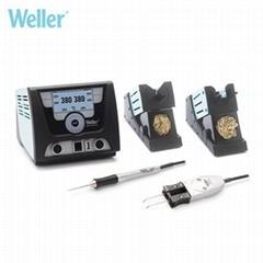 德国Weller威乐WX2021双工位精密焊接套装255W焊接/拆焊