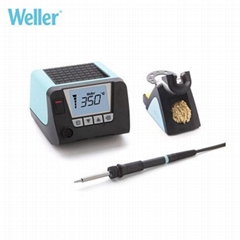 德国weller原装WT1014智能无铅焊台可调温数显电烙铁高频恒温焊台