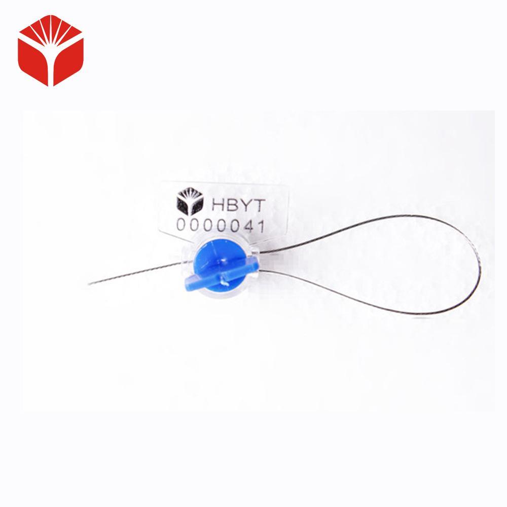 一次性塑料防盜鉛封計量儀表封條電表封簽 1
