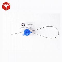 一次性塑料防盜鉛封計量儀表封條電表封簽