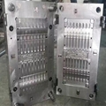 Custom Multi Cavities High Precision Plastic Toothbrush Injection Mould Mold 4