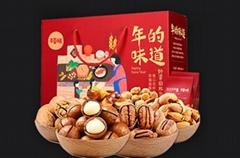 新年具有四川特產零食禮盒