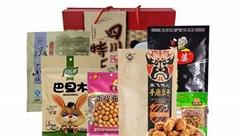 四川特色零食礼盒