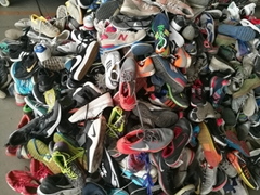 Used shoes bale price second hand shoes China factory stock shoes quality used b