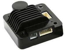 Miniature Integrated Stepper Motor Driver Controller CANopen Bus Small Volume