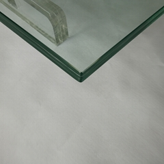 China Qingdao High Quality Cyclone Resistant Float Tempered Laminated Glass