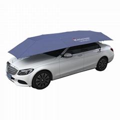 深圳市一陽創新全自動智能移動車篷廠家直銷