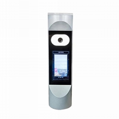 offline dynamic face recognition camera
