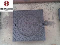 Ductile iron Water Box B125