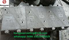 JRC14 manhole cover D400 EN124 ductile iron