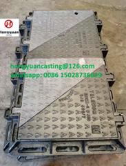 Manhole cover Ductile iron D400