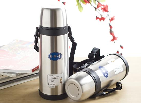 Outdoor Using Long Time Temperature Keep Thermos Flask Cup 1