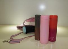 Fashion Mini Colorful Vacuum Flask Cup
