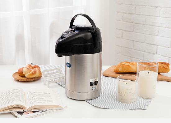 Wholesale Different Capacity Vacuum Flask WaterAirpot 1