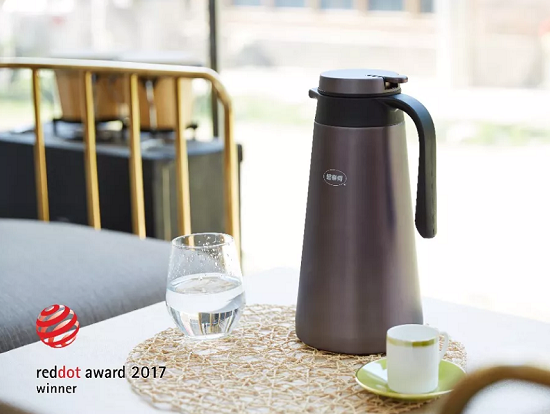 Reddot Award Winner Hot Selling Vacuum coffee pot 1