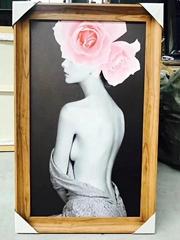新型環保竹木纖維裝飾畫