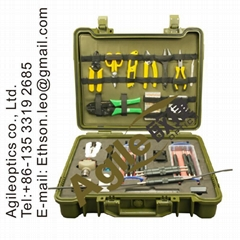Tactical Fiber Optic Cable Repair Kits