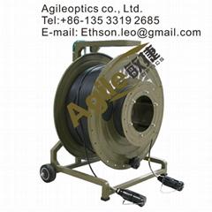 Tactical Fiber Optic Cable Reel-P500