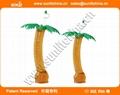 Beach  Football Style Yard Cups Football Style Slush Yard Cups With Lid & Straw 4
