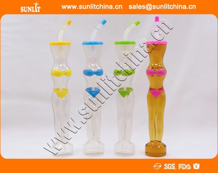 Slush Yard Cups Plastic Cups For Theme Park 2