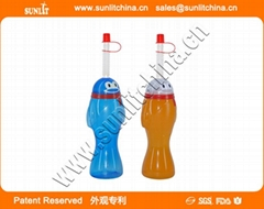 Disposable Plastic Yard Cups Penguin