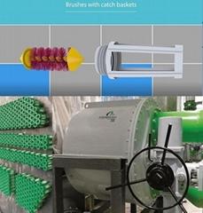 EQOBRUSH 冷凝器自动管刷清洗系统