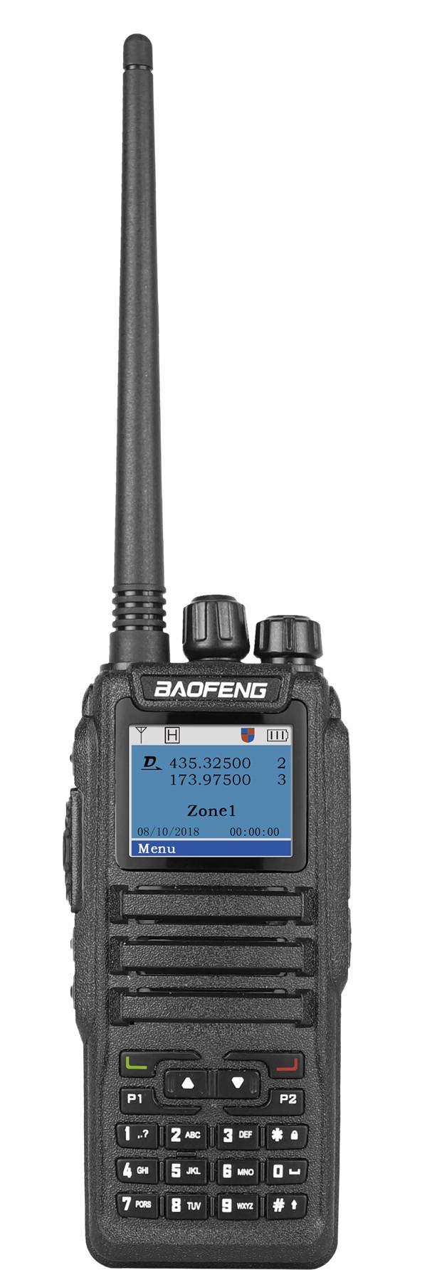 BAOFENG DM-1701 TIER II DMR Ham Amateur Encrypted Radio