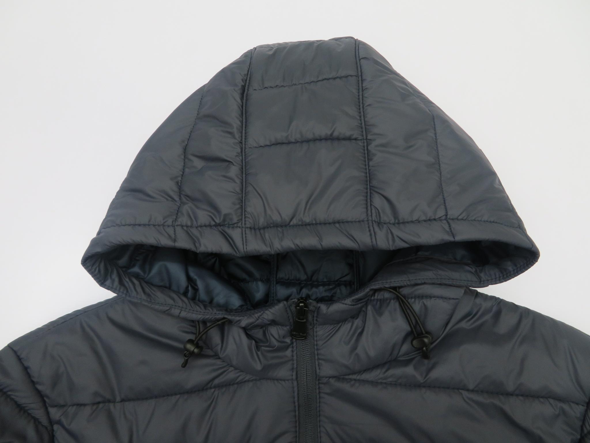 2018秋冬新款熱銷男士保暖棉服外套批發 1