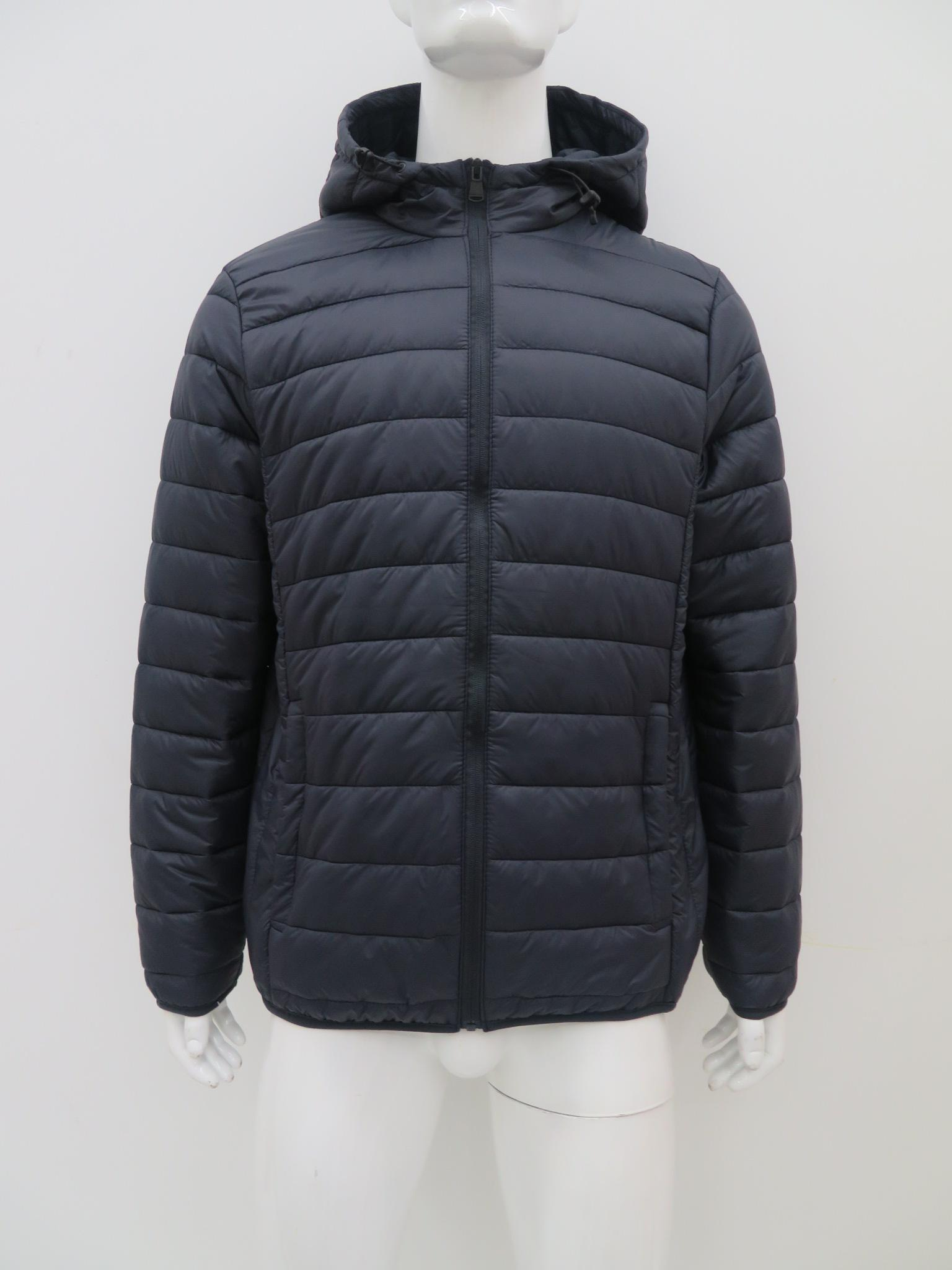 2018秋冬新款熱銷男士保暖棉服外套批發 4