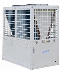低温V型热泵机组