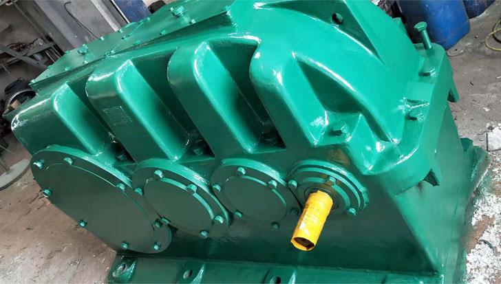 泰興ZSY280-90硬齒面齒輪減速機現貨 2